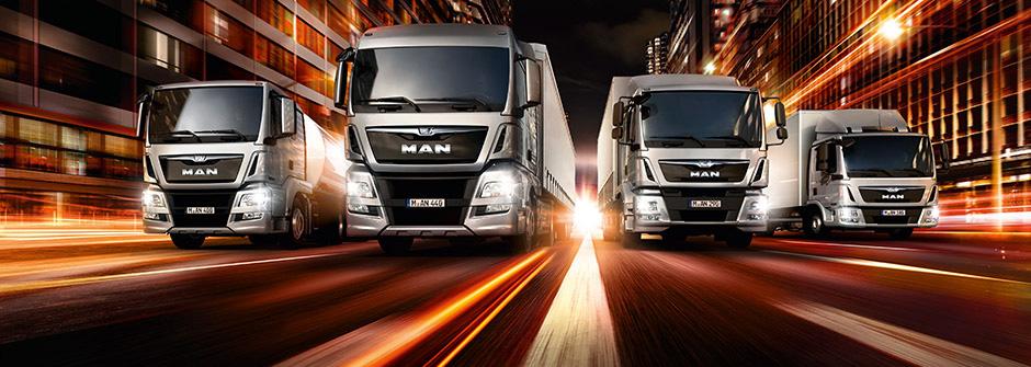 Camions Routiers pour le Transport de Marchandise